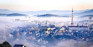 The Panorama Đà Lạtcó tầm nhìn 360 độ View toàn cảnh Đà Lạt thu vào trong tầm mắt