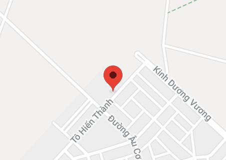 Vị trí chung cư Hòa Long