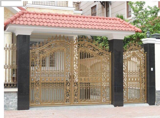 Phong thủy nhà có hai cổng