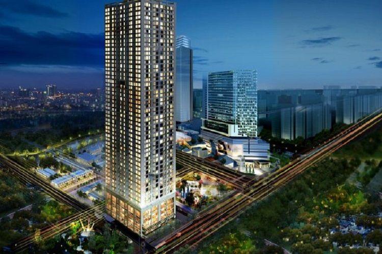 Dự án chung cư căn hộ cao cấp Homeland Lakeside Towers