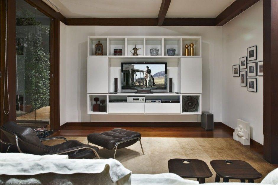 Nguyên tắc lựa chọn tủ để tivi phòng khách đẹp bạn nên biết