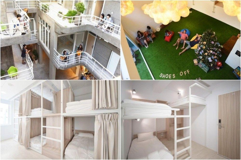 Hostel - Một hình thức nhà nghỉ du lịch mang lại không gian lưu trú tiện nghi và rẻ tiền
