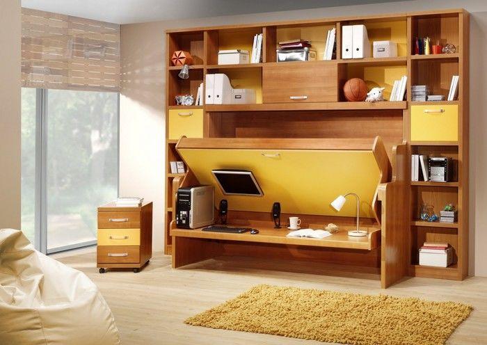 Mẫu phòng ngủ thông minh này sẽ thực sự phù hợp với diện tích hạn hẹn