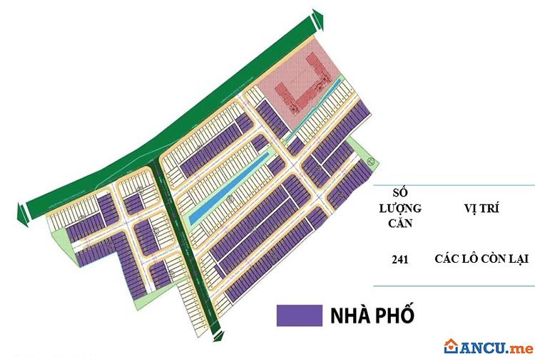 Cụm nhà ở nghỉ dưỡng - Home Resort Lic City Phú Mỹ