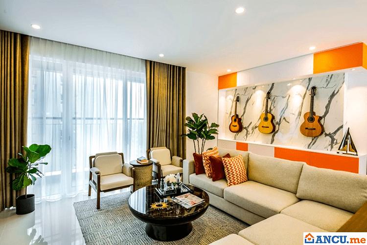 Nhà mẫu căn hộ 3 phòng ngủ dự án Seasons Avenue