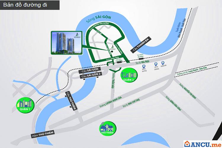 Bản đồ dự án The Ascent