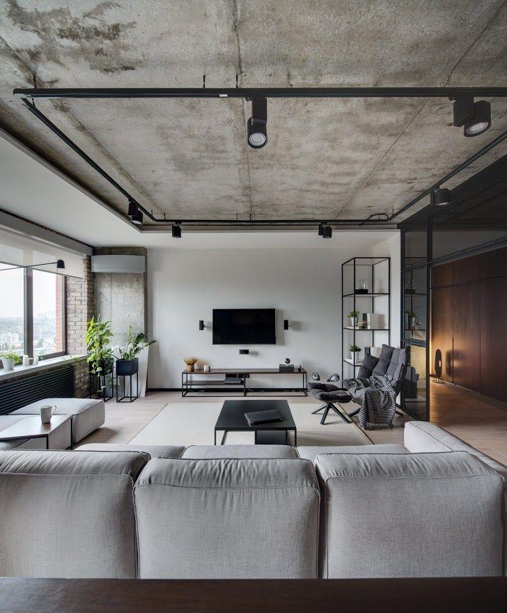 Phòng khách có thêm ghế nằm thư giãn và ghế sofa nhỏ kế bên cửa sổ để ngắm nhìn bên ngoài